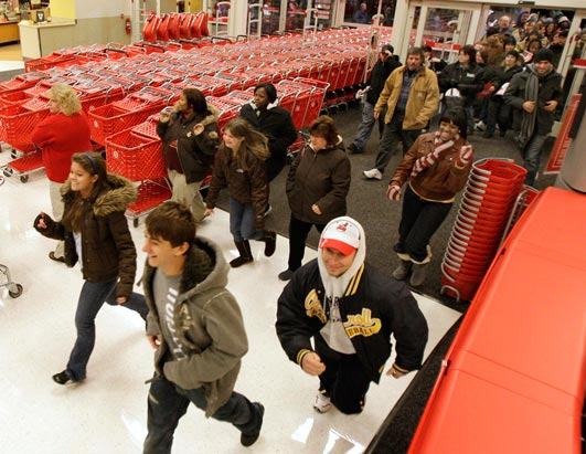 Predictions for Black Friday 2009