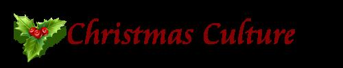 Christmas Culture at My Merry Christmas.com