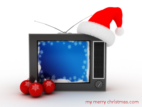 Christmas Television on My Merry Christmas