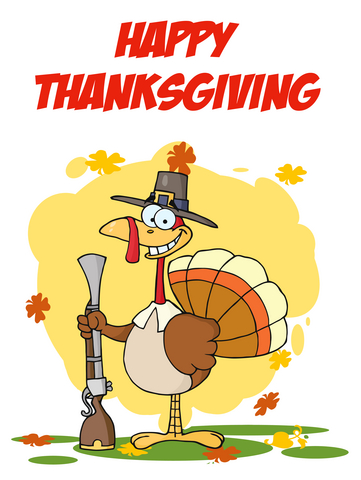 Thanksgiving at the North Pole