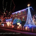 Ten Tips for the First-Time Christmas Lights Hanger