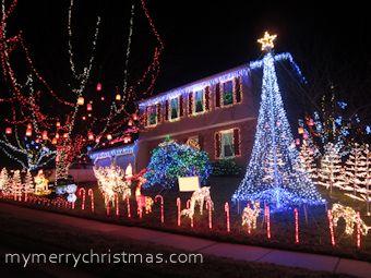 Ten Tips for the First-Time Christmas Lights Hanger
