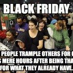 Remember When Black Friday Was on a Friday?
