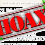 Top Five Christmas Hoaxes