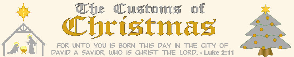 Customs of Christmas