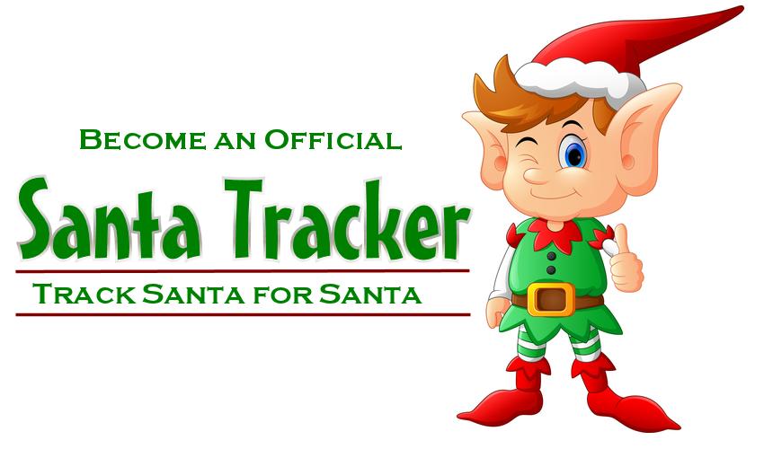 Santa Trackers