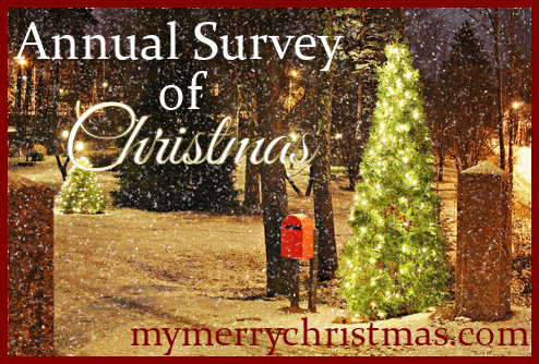 Annual Survey of Christmas 2013