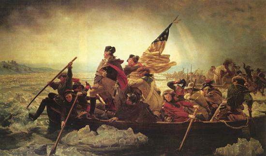 Washington's Christmas at War