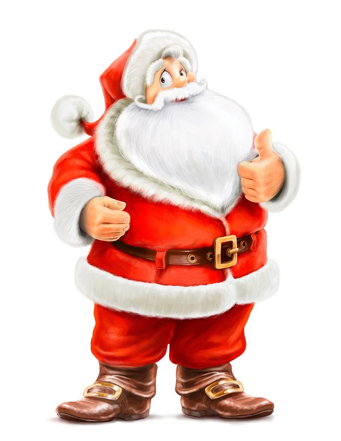 Santa Claus – My Merry Christmas