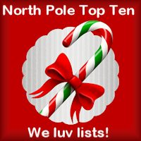 North Pole Top Tens