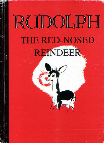 Mythical Beginnings of Rudolph the Red Nosed Reindeer