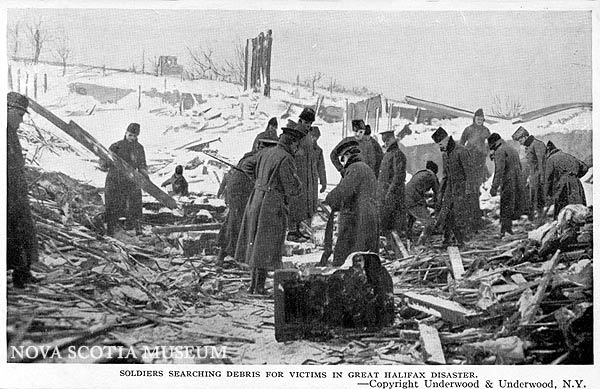 The Halifax Christmas Disaster of 1917