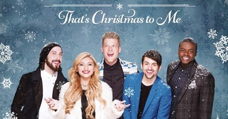 Pentatonix Releases That's Christmas to Me - My Merry Christmas