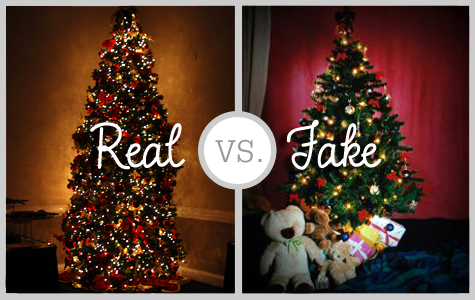 Christmas Debate Real Or Artificial My Merry Christmas