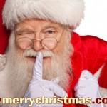 Santa Speaks 2014