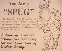 Christmas Giving: Are you a Spug?