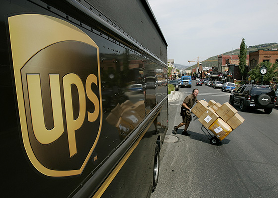 UPS Asks Retailers to Spread Out Last Minute Christmas Deals