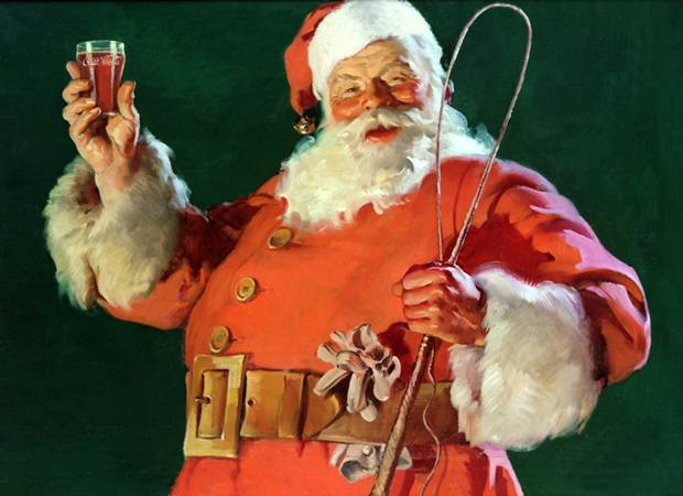 History of the American Santa