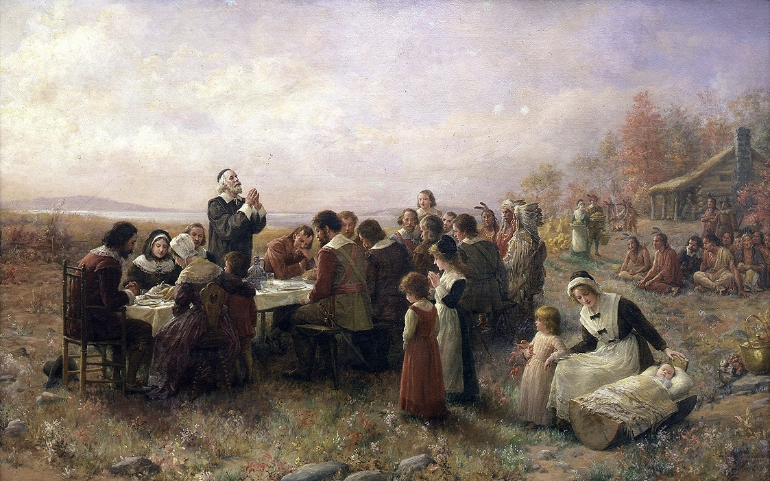 What Thanksgiving Has to Do with Christmas