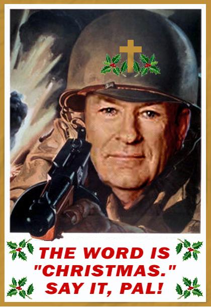 Great Debate: Merry Christmas or Happy Holidays?