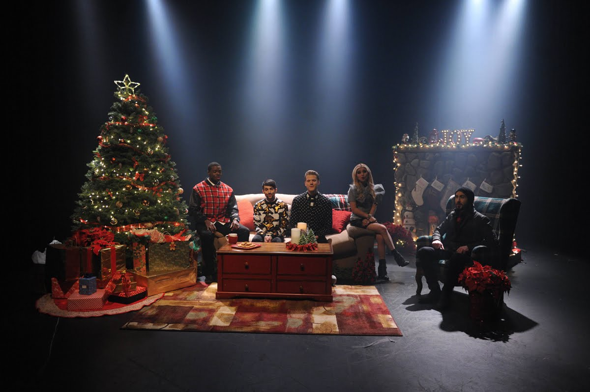 Pentatonix Continues to Roll Out Christmas Videos