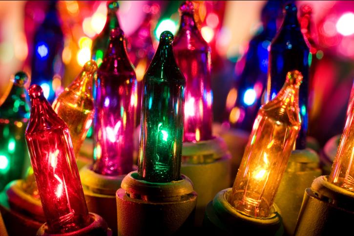 World Lights Up Christmas