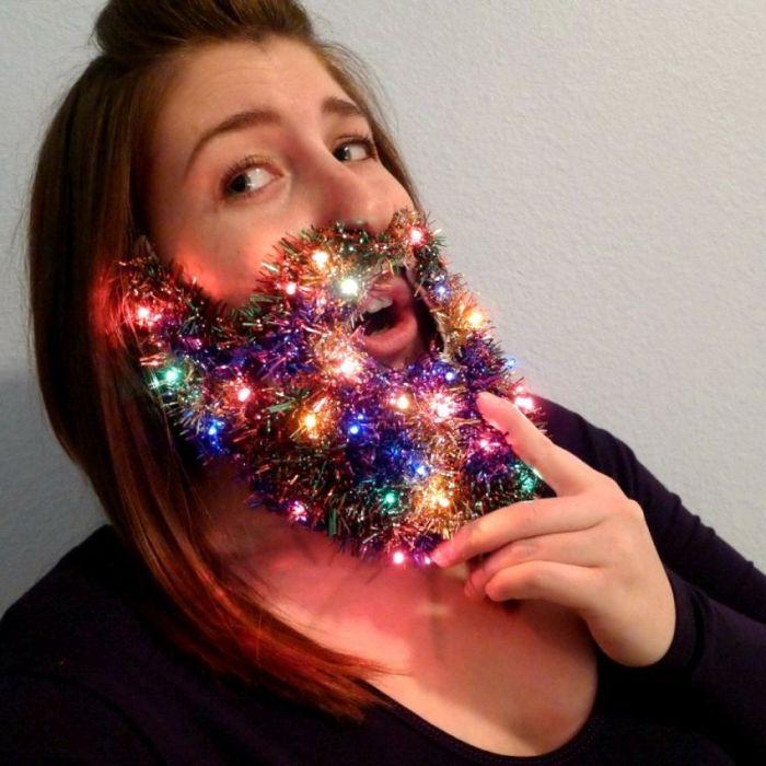 Say Hello to Christmas Beards - My Merry Christmas