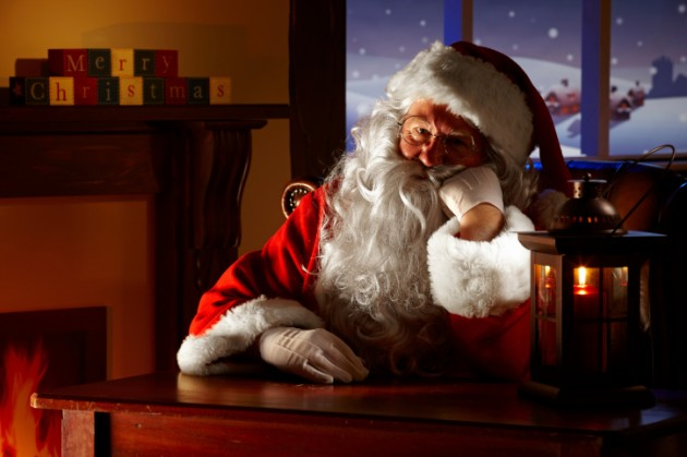 Top Five Things You're Getting Wrong about Christmas