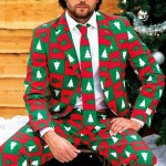 Behold the Christmas Suit