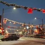 Christmas in Billings, Montana 1954