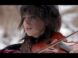 Lindsey Stirling Performs What Child is This