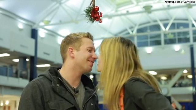mistletoe-prank-video