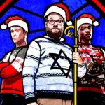 Seth Rogen Christmas Comedy Not for the Timid