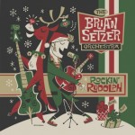 Brian Setzer Orchestra Announces New Christmas Album