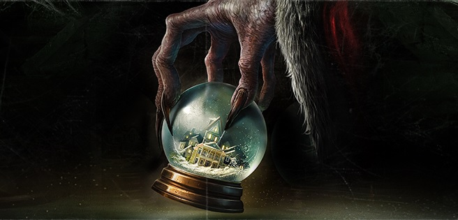 Yet Another Krampus Christmas Horror Flick Coming