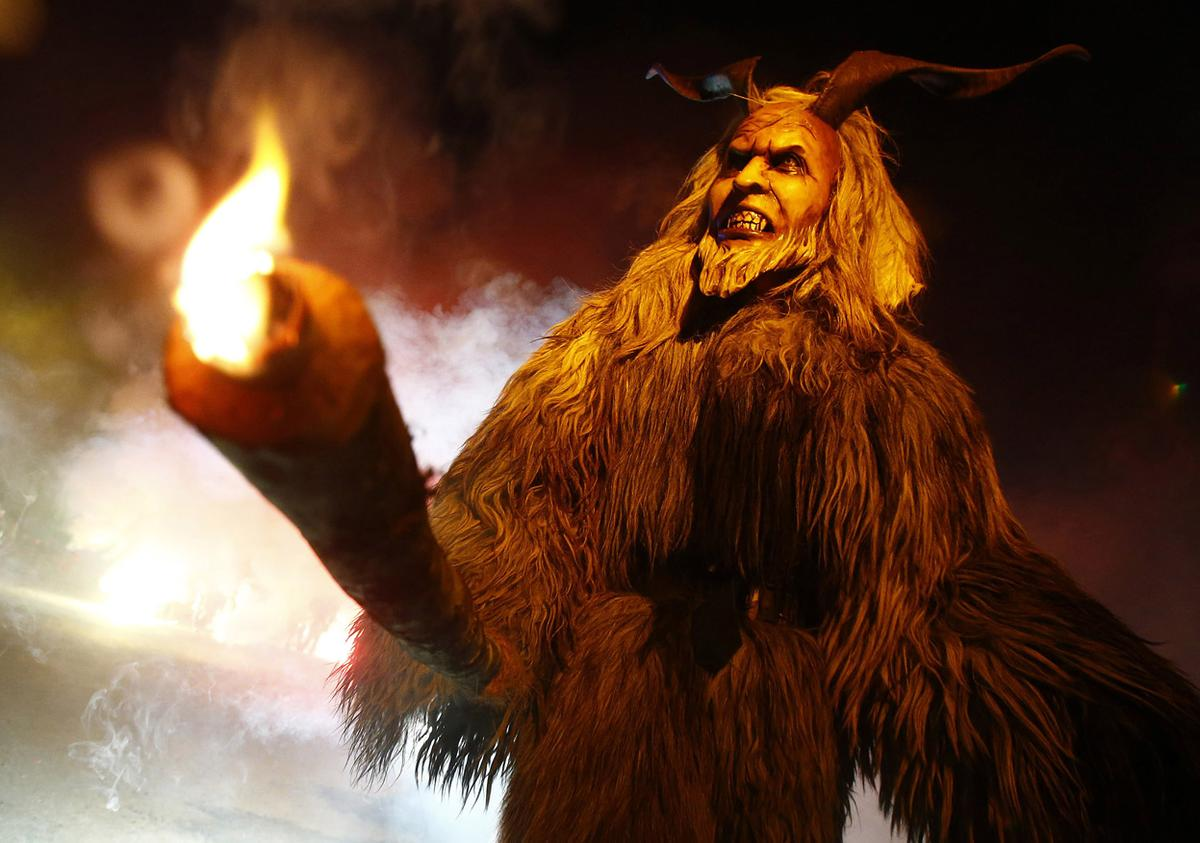 The Misunderstood Legend of Krampus