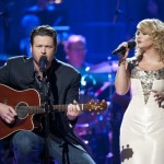 Blake and Miranda Go Home for Christmas