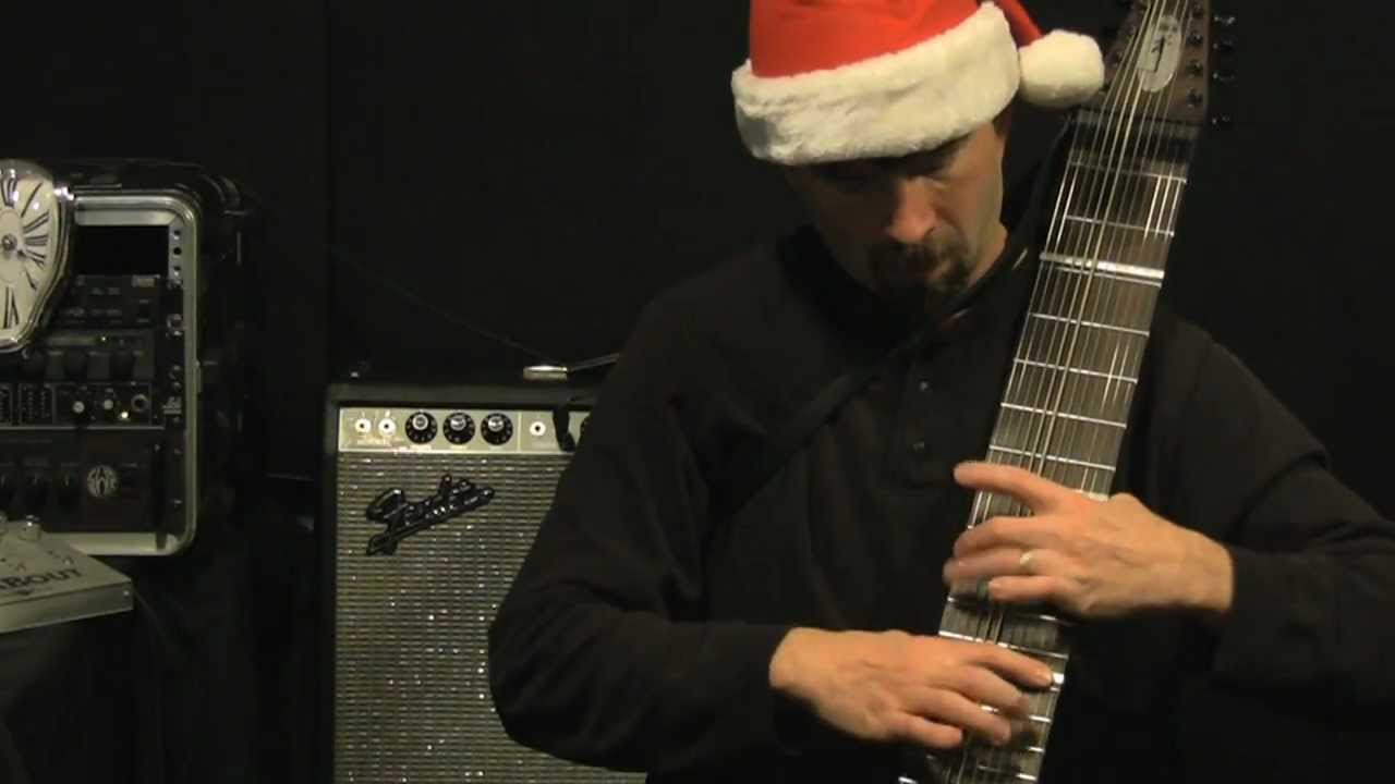 Christmas with a Chapman Stick