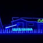 Daft Punk Pentatonix Christmas Lights