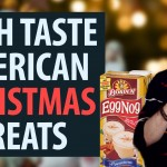 Irish People Eat American Christmas Foods