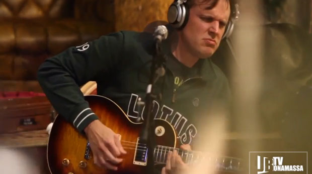Joe Bonamassa Has a Lonesome Christmas
