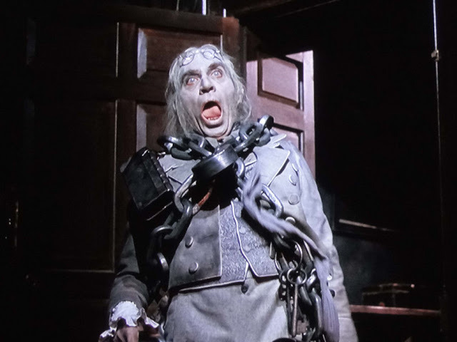 Who is the best Jacob Marley?