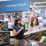 Walmart Launches Christmas Layaway