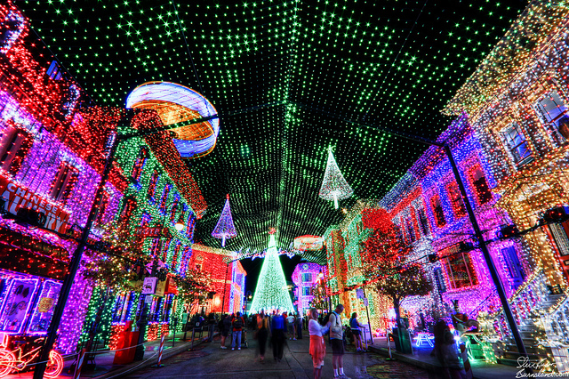 Disney Snuffs Out Popular Christmas Light Attraction