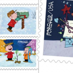 Peanuts Stamps Expected to Be Huge Sellers