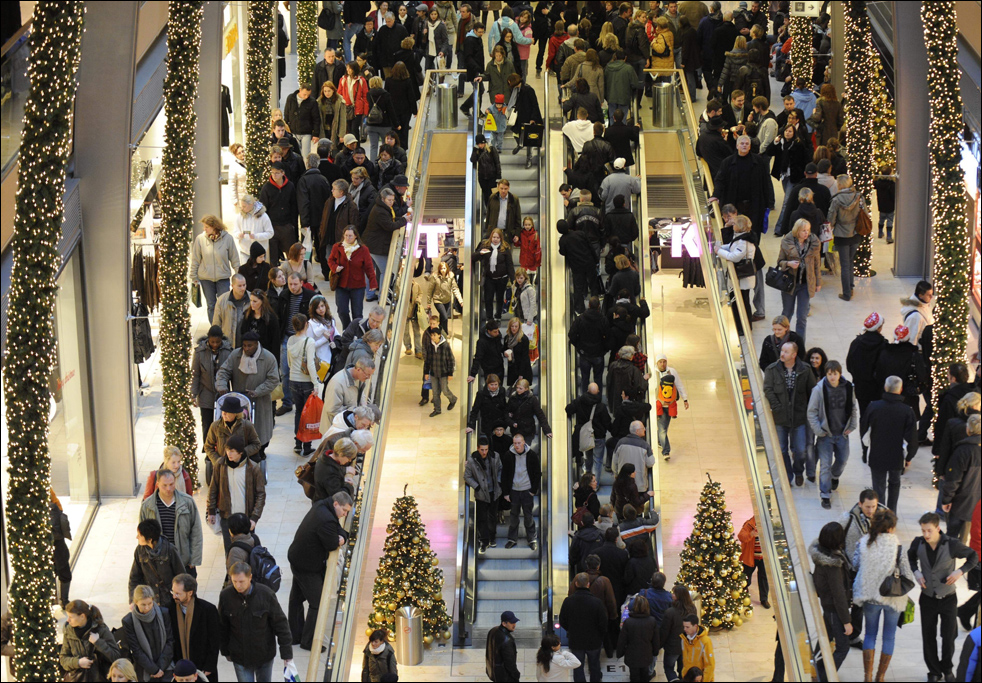 32 Million Americans Already Christmas Shopping