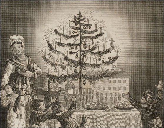 History of the American Christmas Tree