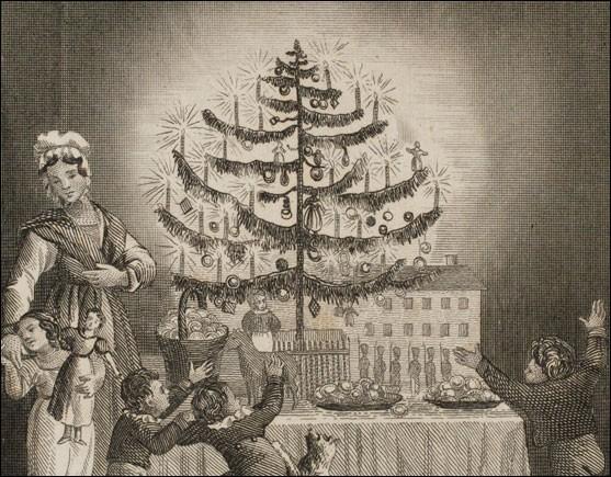 History of the American Christmas Tree