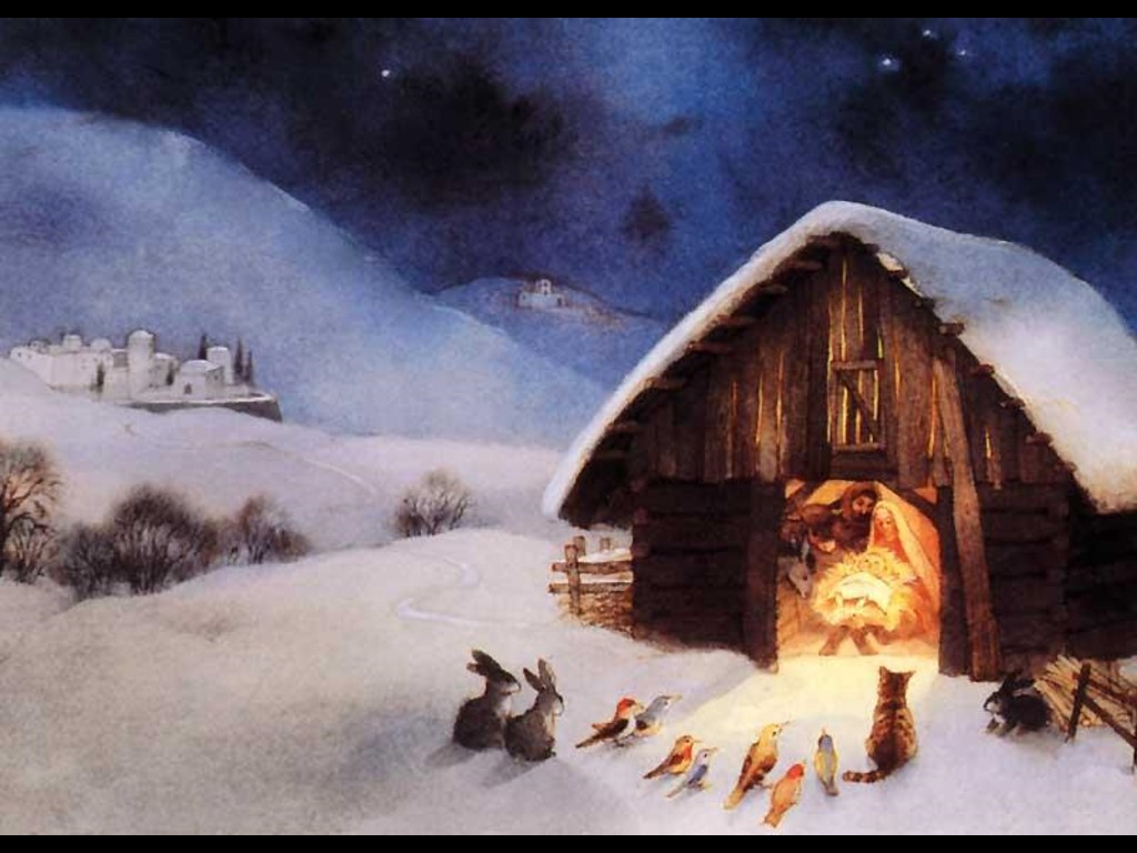 Animals in the Story of Christmas