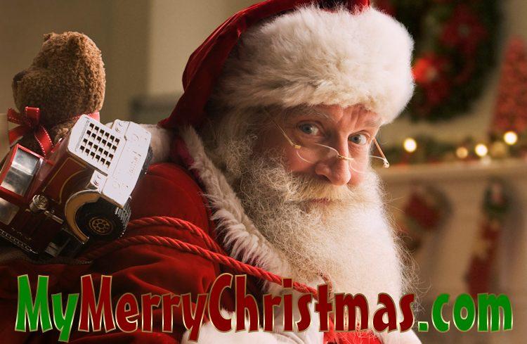 Santa Speaks 2015